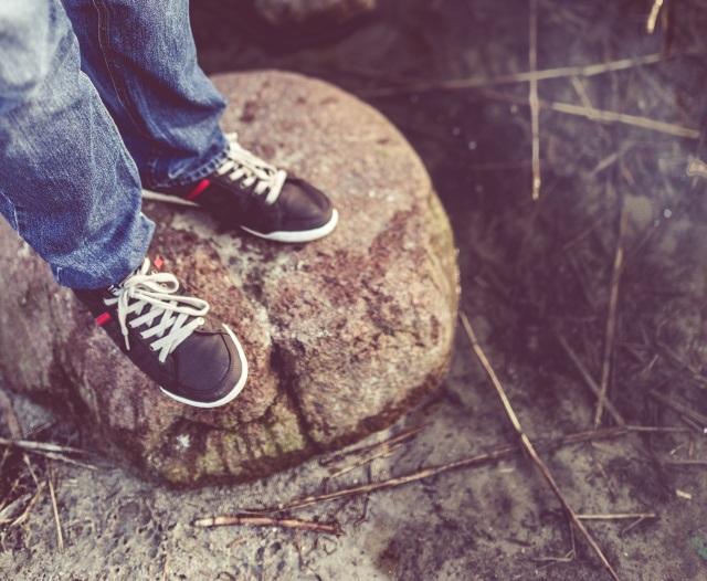 desgaste zapatos