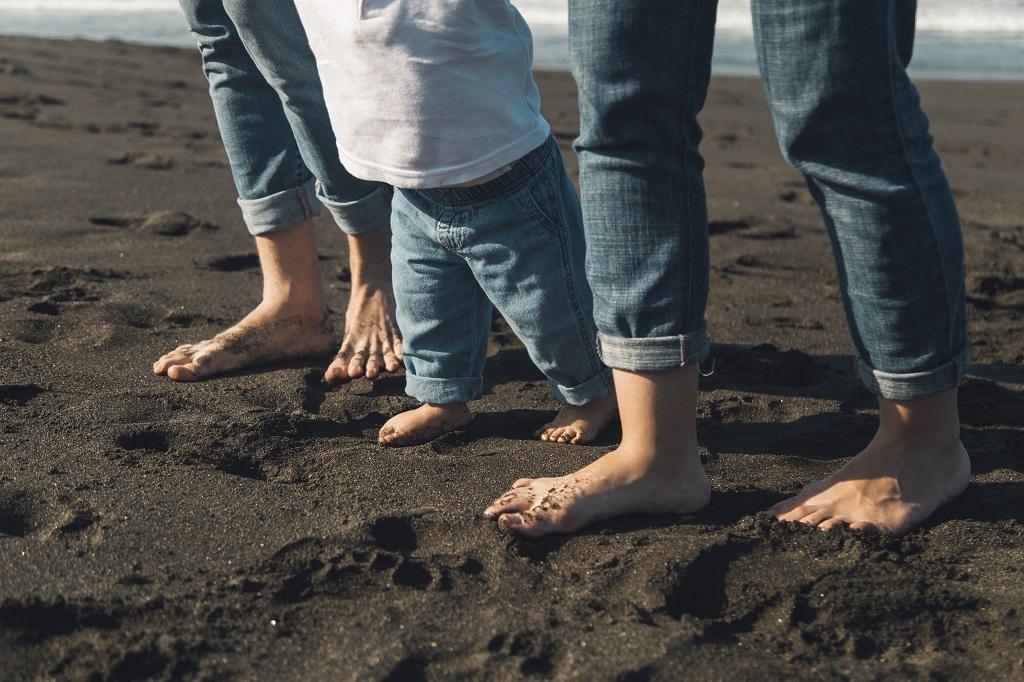 Cuidados de los pies durante el verano